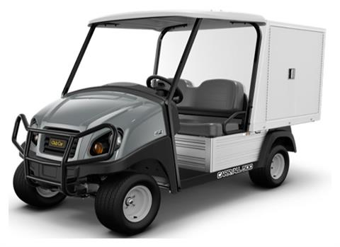 2021 Club Car Carryall 500 Facilities-Engineering with Van Box System Gas in Bluffton, South Carolina