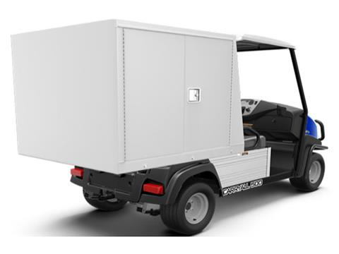 2021 Club Car Carryall 500 Facilities-Engineering with Van Box System Electric in Bluffton, South Carolina - Photo 2