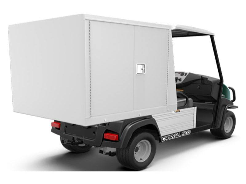 2021 Club Car Carryall 500 Facilities-Engineering with Van Box System Electric in Canton, Georgia - Photo 2