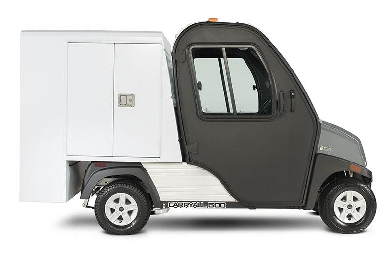 2021 Club Car Carryall 500 Housekeeping Electric in Lakeland, Florida - Photo 3
