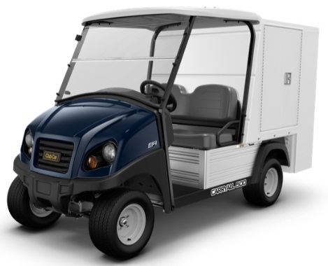 2021 Club Car Carryall 500 Housekeeping Gas in Commerce, Michigan - Photo 1