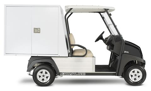 2021 Club Car Carryall 500 Room Service Gas in Lakeland, Florida - Photo 4