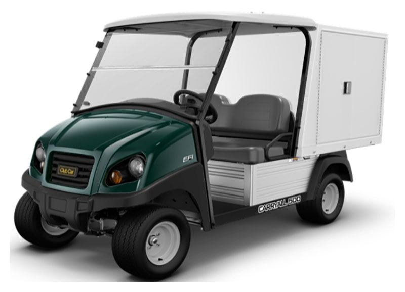 2021 Club Car Carryall 500 Room Service Gas in Commerce, Michigan - Photo 1