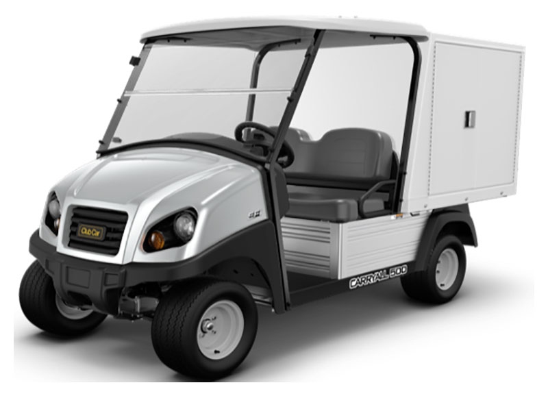 2021 Club Car Carryall 500 Room Service Gas in Bluffton, South Carolina - Photo 1