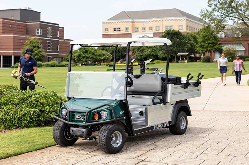 2021 Club Car Carryall 502 Electric in Commerce, Michigan - Photo 3