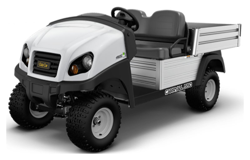 2021 Club Car Carryall 550 Electric in Bluffton, South Carolina - Photo 1