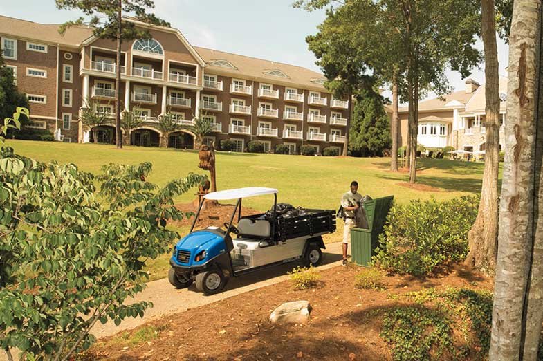 2021 Club Car Carryall 700 Electric in Lakeland, Florida - Photo 5