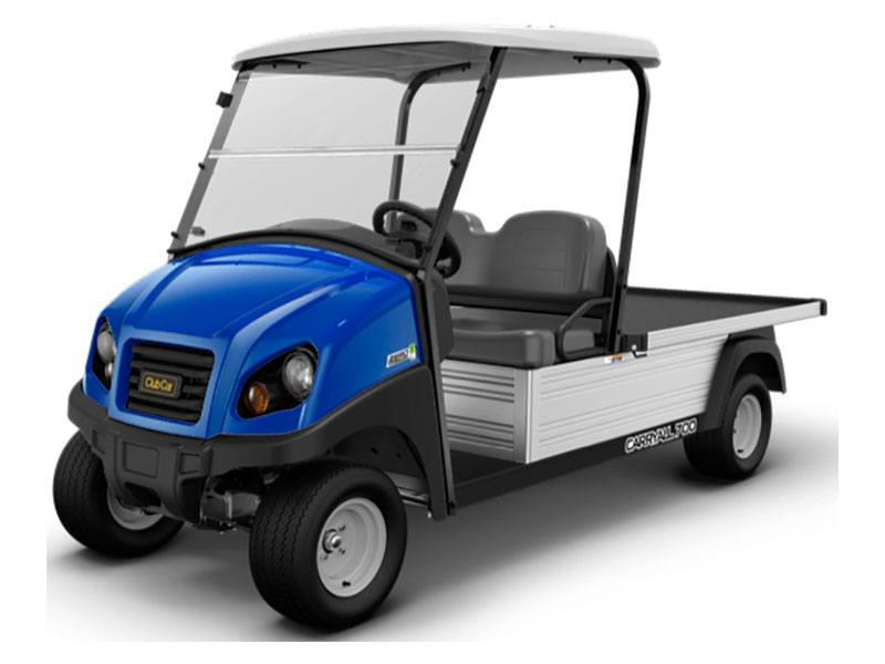 2021 Club Car Carryall 700 Facilities-Engineering Vehicle with Tool Box System Electric in Commerce, Michigan - Photo 1