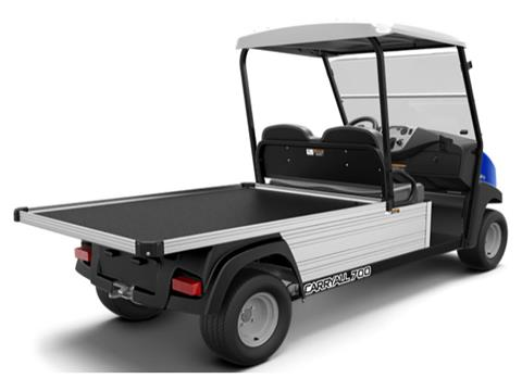 2021 Club Car Carryall 700 Facilities-Engineering Vehicle with Tool Box System Electric in Pocono Lake, Pennsylvania - Photo 2