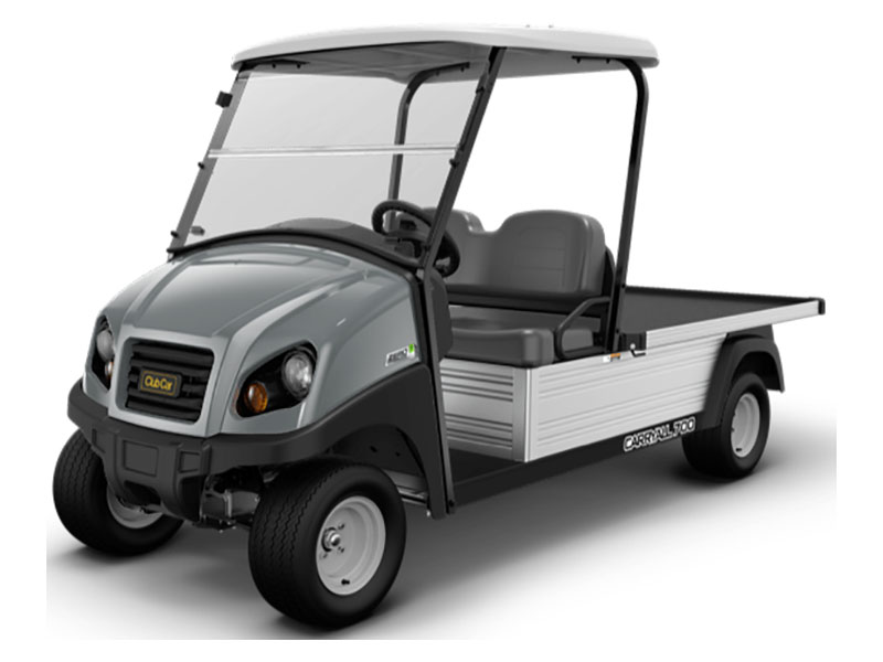 2021 Club Car Carryall 700 Facilities-Engineering Vehicle with Tool Box System Electric in Bluffton, South Carolina - Photo 1