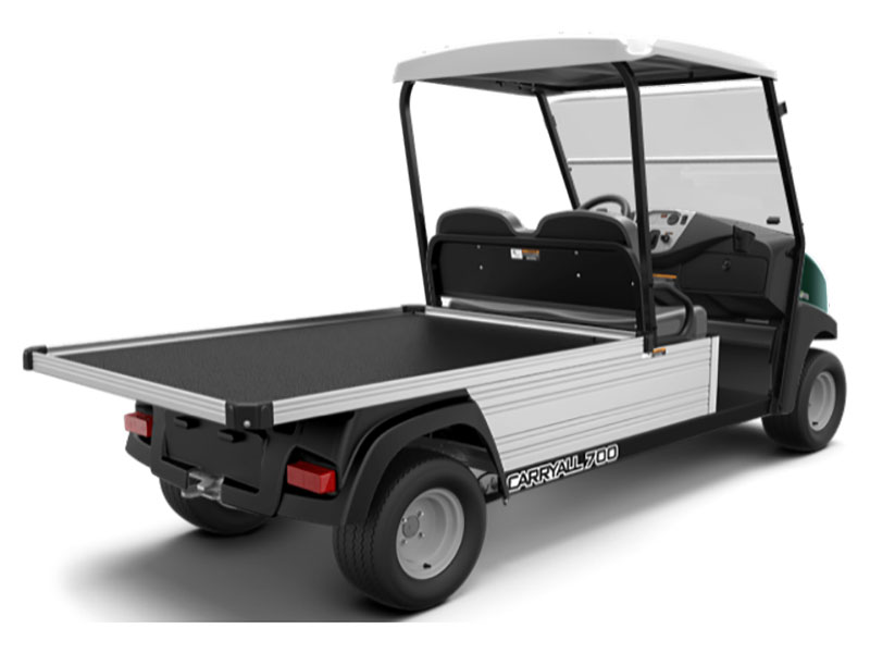 2021 Club Car Carryall 700 Facilities-Engineering Vehicle with Tool Box System Electric in Douglas, Georgia - Photo 2