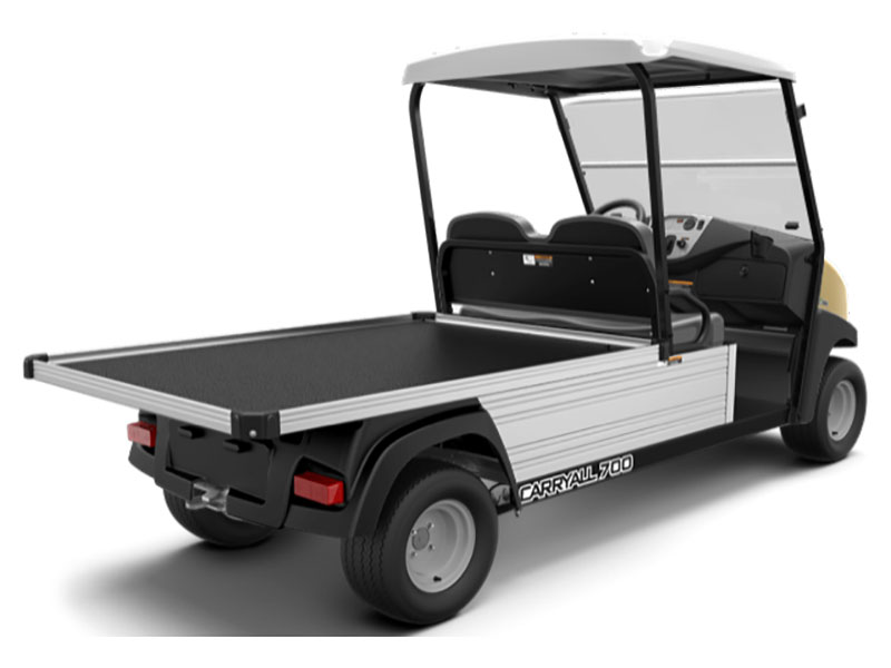2021 Club Car Carryall 700 Facilities-Engineering Vehicle with Tool Box System Electric in Commerce, Michigan - Photo 2