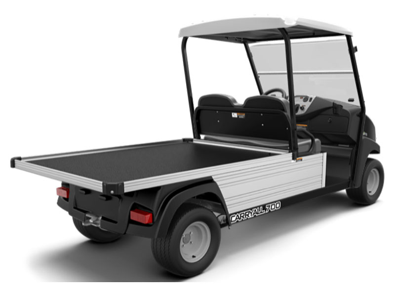 2021 Club Car Carryall 700 Facilities-Engineering Vehicle with Tool Box System Electric in Lakeland, Florida - Photo 2