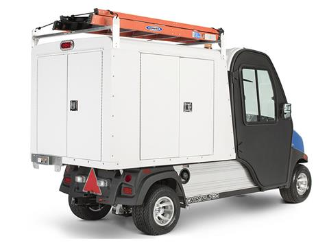 2021 Club Car Carryall 700 Facilities-Engineering Vehicle with Tool Box System Electric in Lakeland, Florida - Photo 5