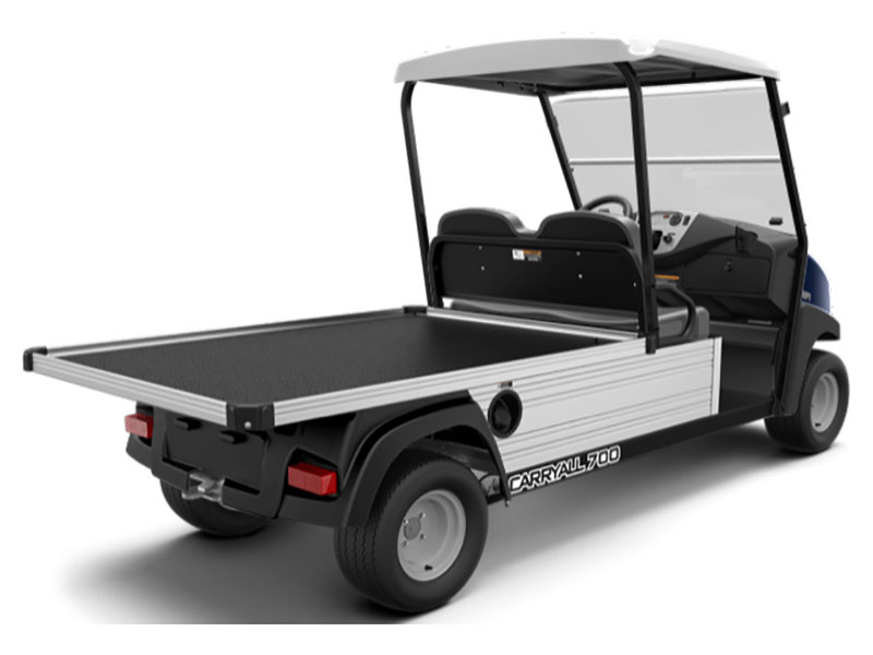 2021 Club Car Carryall 700 Facilities-Engineering Vehicle with Tool Box System Gas in Bluffton, South Carolina