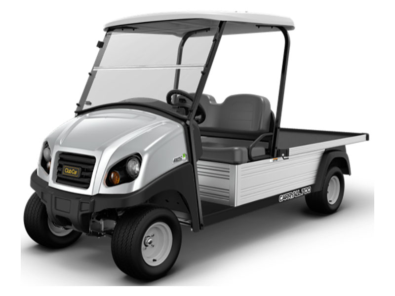 2021 Club Car Carryall 700 Facilities-Engineering Vehicle with Tool Box System Electric in Lakeland, Florida - Photo 1
