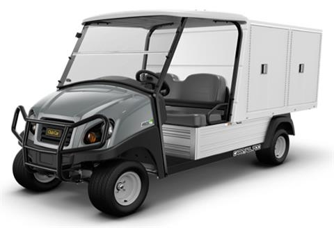 2021 Club Car Carryall 700 Facilities-Engineering with Van Box System Electric in Bluffton, South Carolina