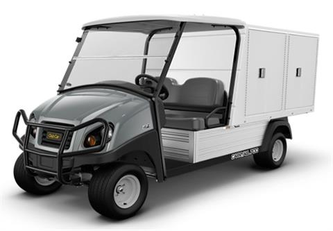 2021 Club Car Carryall 700 Facilities-Engineering with Van Box System Gas in Bluffton, South Carolina