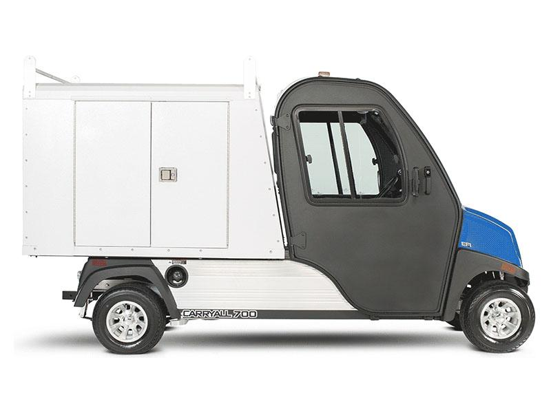 2021 Club Car Carryall 700 Facilities-Engineering with Van Box System Electric in Pocono Lake, Pennsylvania - Photo 4