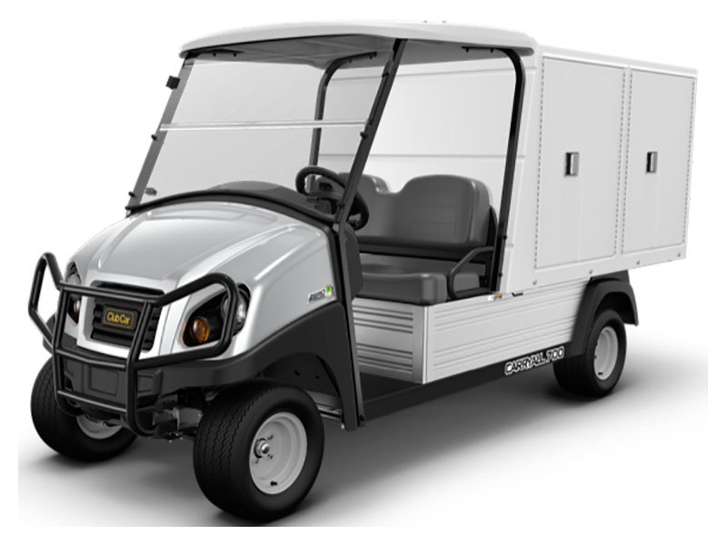 2021 Club Car Carryall 700 Facilities-Engineering with Van Box System Electric in Bluffton, South Carolina - Photo 1