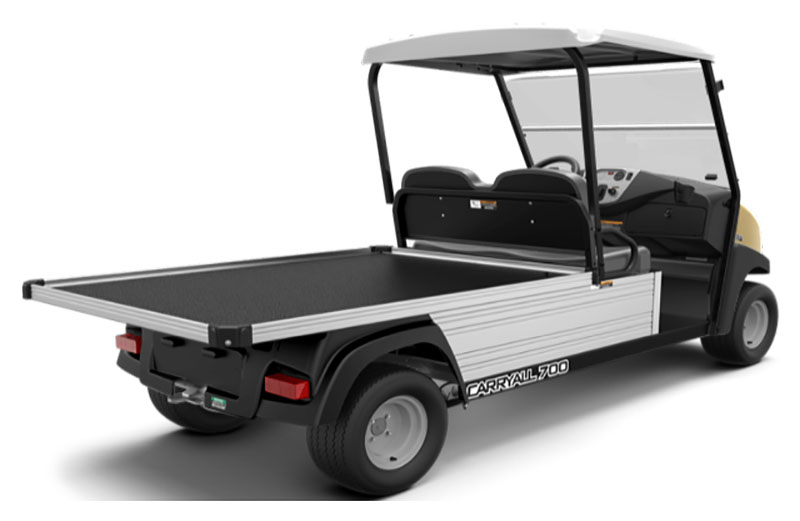 2021 Club Car Carryall 700 Food Service Gas in Lakeland, Florida - Photo 2