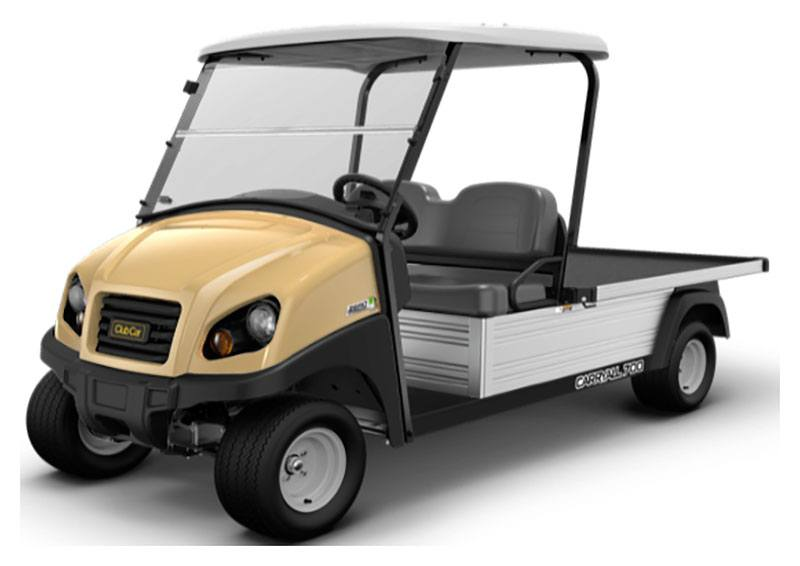 2021 Club Car Carryall 700 High-Dump Refuse Removal Electric in Bluffton, South Carolina - Photo 1