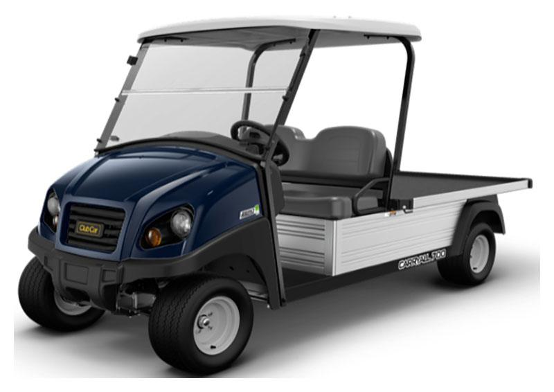 2021 Club Car Carryall 700 High-Dump Refuse Removal Electric in Commerce, Michigan - Photo 1