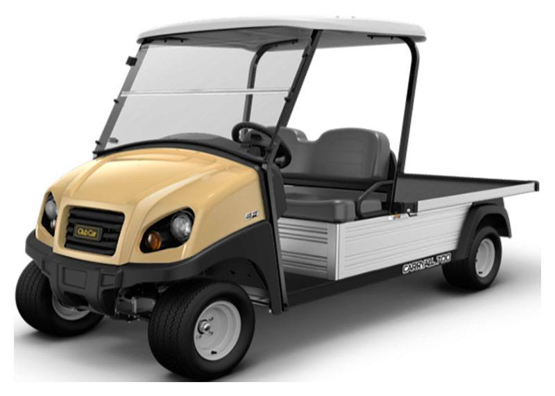 2021 Club Car Carryall 700 High-Dump Refuse Removal Gas in Pocono Lake, Pennsylvania - Photo 1