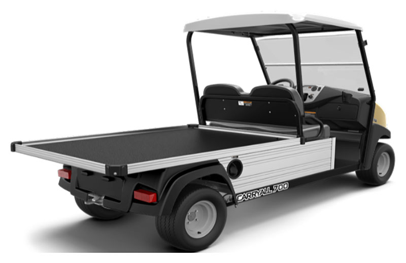 2021 Club Car Carryall 700 High-Dump Refuse Removal Gas in Pocono Lake, Pennsylvania - Photo 2