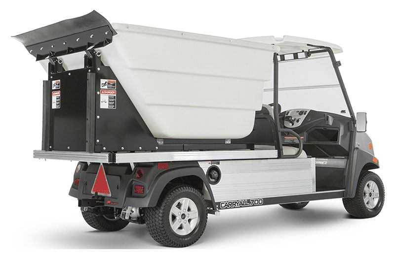 2021 Club Car Carryall 700 High-Dump Refuse Removal Gas in Lakeland, Florida