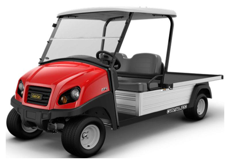 2021 Club Car Carryall 700 High-Dump Refuse Removal Gas in Lakeland, Florida - Photo 1