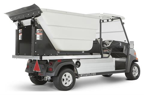 2021 Club Car Carryall 700 High-Dump Refuse Removal Gas in Commerce, Michigan - Photo 3