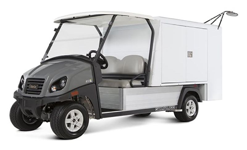 2021 Club Car Carryall 700 Housekeeping Electric in Commerce, Michigan - Photo 2