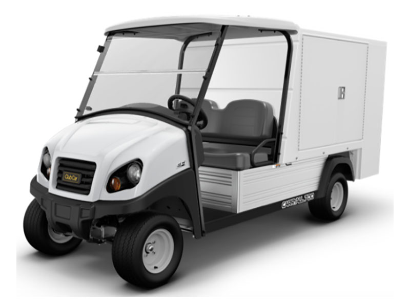 2021 Club Car Carryall 700 Housekeeping Gas in Commerce, Michigan - Photo 1
