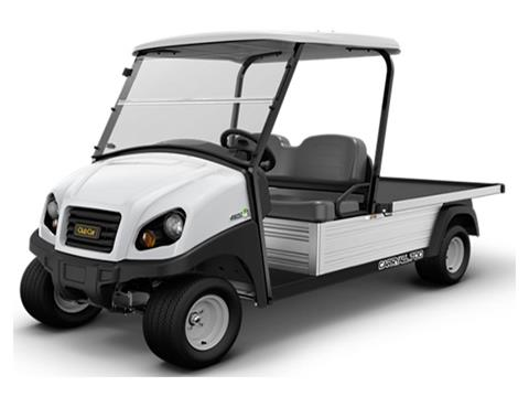 2021 Club Car Carryall 700 Refuse Removal Electric in Bluffton, South Carolina