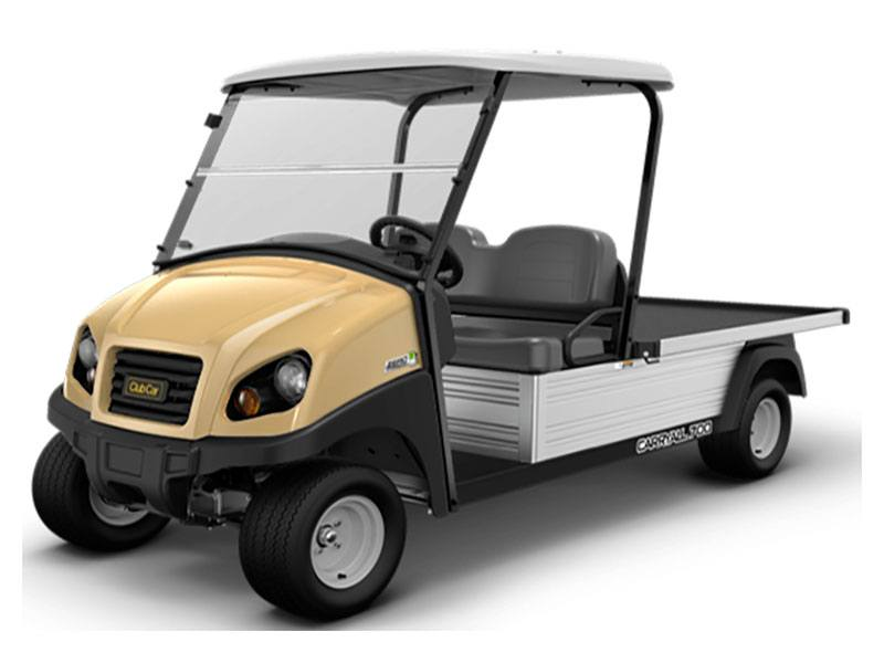 2021 Club Car Carryall 700 Refuse Removal Electric in Commerce, Michigan - Photo 1