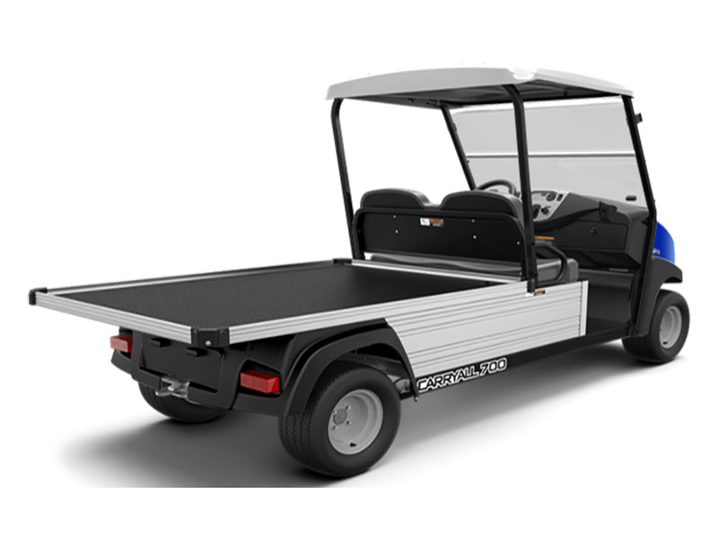2021 Club Car Carryall 700 Refuse Removal Electric in Bluffton, South Carolina - Photo 2