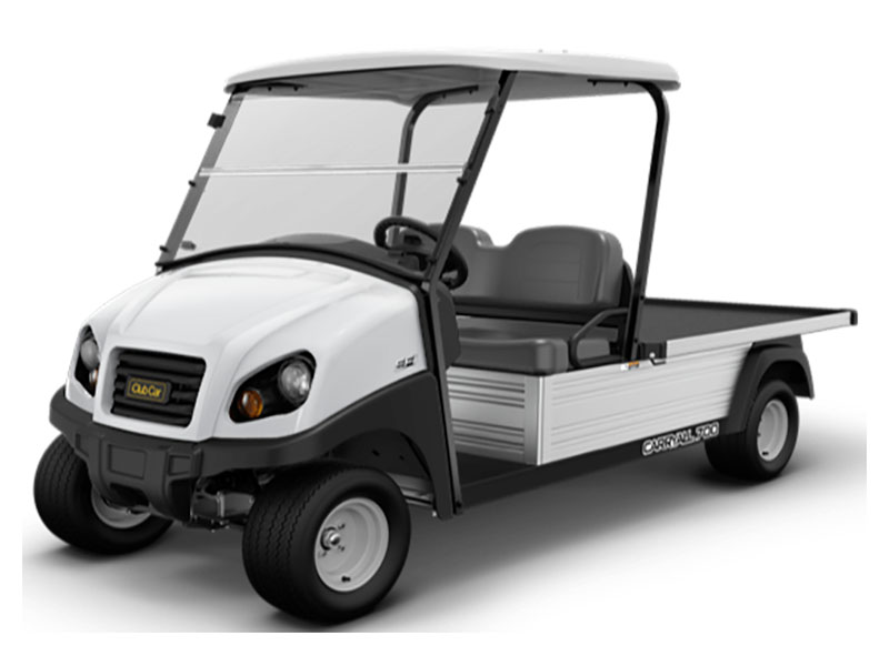 2021 Club Car Carryall 700 Refuse Removal Gas in Commerce, Michigan - Photo 1
