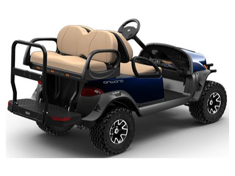2021 Club Car Onward Lifted 4 Passenger Electric in Pocono Lake, Pennsylvania - Photo 2