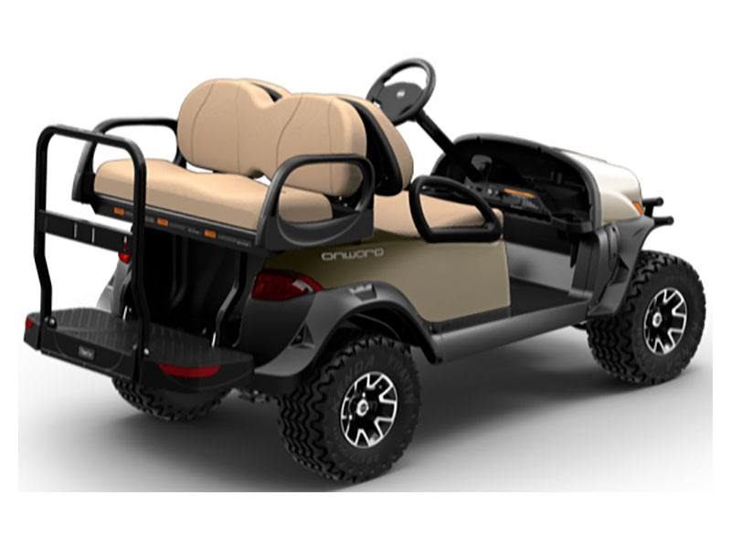 2021 Club Car Onward Lifted 4 Passenger Electric in Bluffton, South Carolina - Photo 2