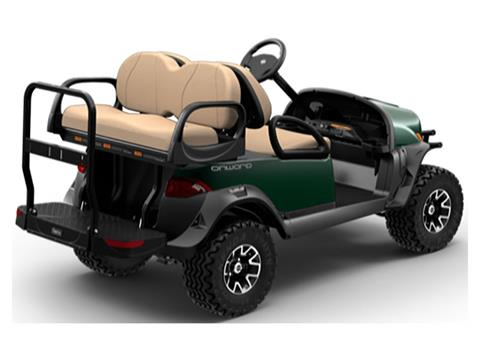 2021 Club Car Onward Lifted 4 Passenger Electric in Commerce, Michigan - Photo 2