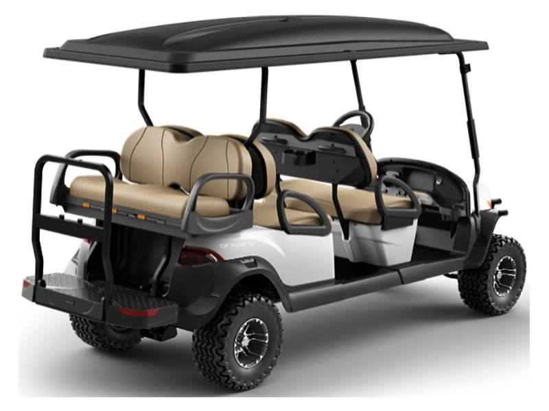 2021 Club Car Onward Lifted 6 Passenger Gas in Bluffton, South Carolina - Photo 2