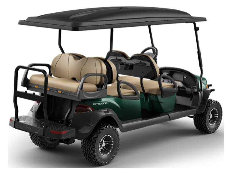 2021 Club Car Onward Lifted 6 Passenger Gas in Lakeland, Florida - Photo 2