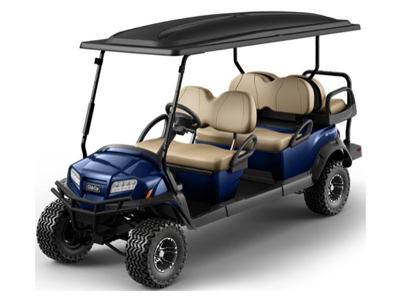 2021 Club Car Onward Lifted 6 Passenger HP Electric in Commerce, Michigan - Photo 1