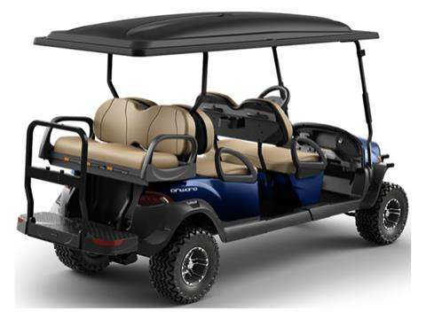 2021 Club Car Onward Lifted 6 Passenger HP Electric in Commerce, Michigan - Photo 2