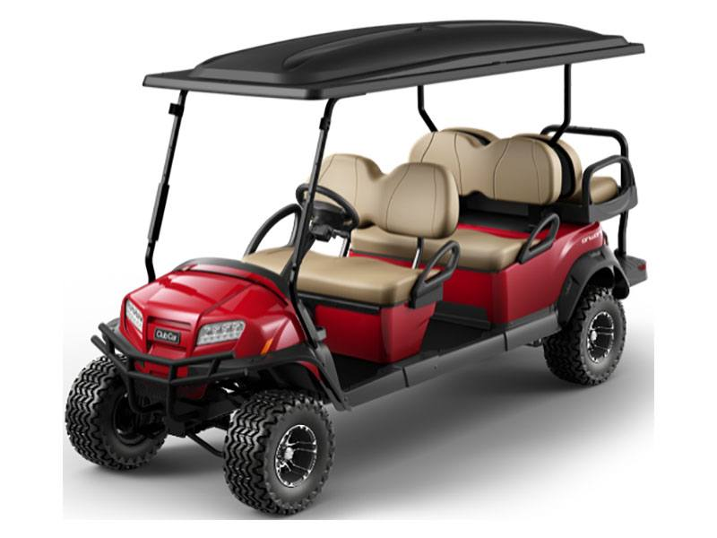 2021 Club Car Onward Lifted 6 Passenger HP Electric in Lake Ariel, Pennsylvania - Photo 1
