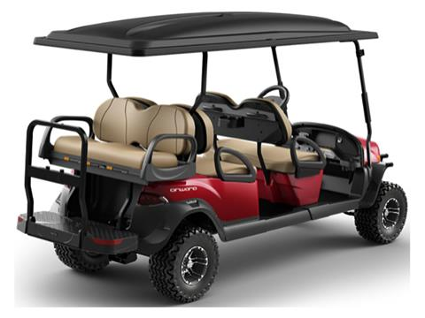 2021 Club Car Onward Lifted 6 Passenger HP Electric in Lake Ariel, Pennsylvania - Photo 2