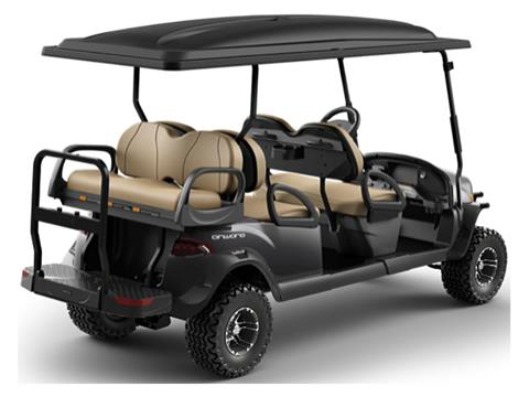 2021 Club Car Onward Lifted 6 Passenger HP Electric in Bluffton, South Carolina - Photo 2