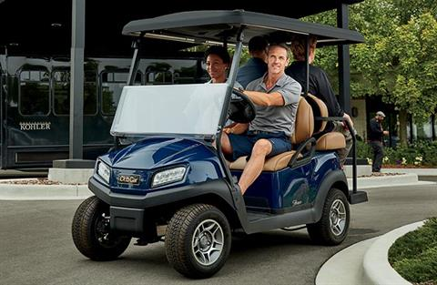 2020 Club Car Tempo 2+2 Gas in Lakeland, Florida - Photo 2