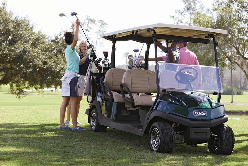 2021 Club Car Tempo 4 Fun Electric in Bluffton, South Carolina - Photo 2